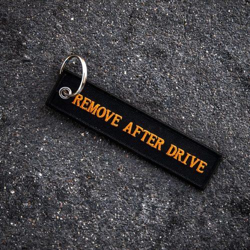 #ITSMYDRIVE keytag zwart (4)